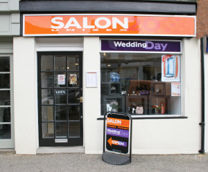 Our First Salon